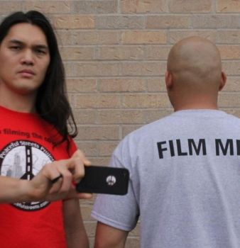 Activist sues Austin police for right to film arrests
