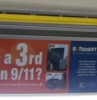 Canadian Transit Authorities Seek Review of ReThink 9/11 Bus Advertisements