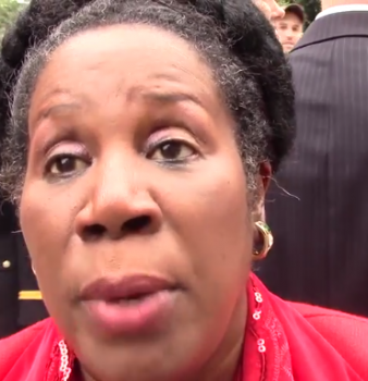 "Congresswoman Sheila Jackson Lee ""There is no Oligarchy in the United States"""
