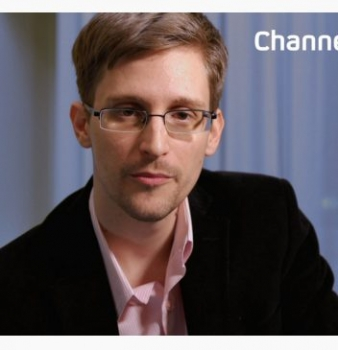 Edward Snowden's Christmas Day Message