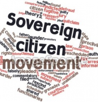 San Antonio FBI Issues Potential Activity Report on Sovereign Citizens