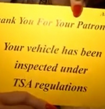 TSA orders airport valet to search cars in New York airport