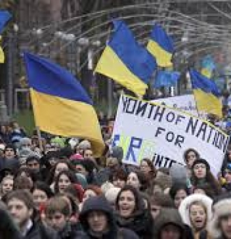 US NGO UNCOVERED IN UKRAINE PROTESTS