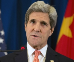 Kerry's laughable remarks in Beijing
