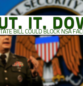 Washington State Bill Proposes Criminalizing Help to NSA, Turning Off Resources to Yakima Facility
