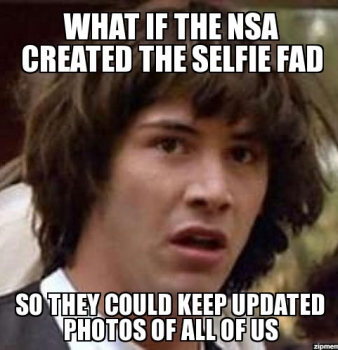 "The NSA Literally Has a Database of Baby Photos and ""Selfies"" According to New Leak"
