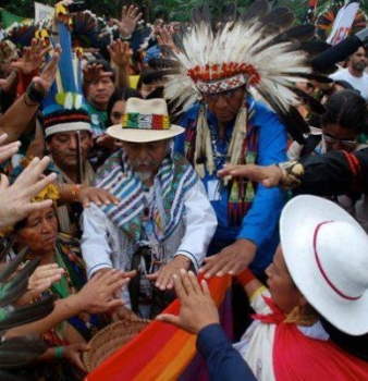 Can Indigenous Beliefs Save the Contemporary World?